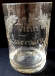 Cut glass from 1860