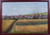 Josef Miskovsky - Small town near the field