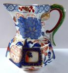 Teapot in oriental style - Davenport 1805 - 1820