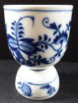 Meissen cup - onion pattern