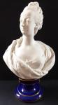 Bust, Marie Antoinette - Sevres