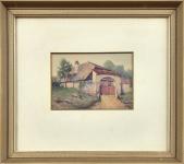 Frantisek Vondracek - Farmhouse
