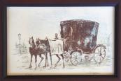 Carriage - signature illegible
