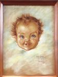 Ferdinand Fiala - Child's Head