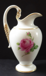 Meissen teapot with roses - Empire style