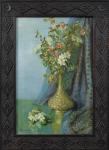 Marinka Tomanek - Flowers in a vase