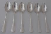 Silver-plated teaspoons - Grands Magasins Du Louvre Paris