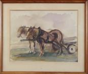 Frantisek Bilkovsky - Horse carriage