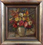 Emanuel Knizek - Flowers in a vase