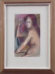 Josef Riha - Nude Girl