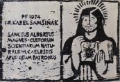 Alena Antonova - PF 1974 Dr. Karel Samsinak