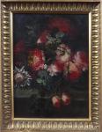 Baroque floral still life