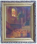 Josef Konecny - Feast of Corpus Christi in the church in Zarosice