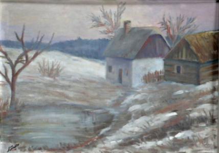Sněhový poprašek