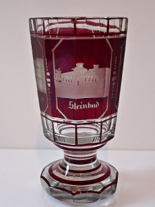 Lázeňský pohárek - Teplice