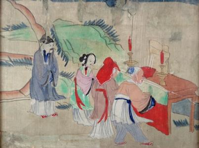 Modlitba - Čína 1880 - 1920 (2).JPG