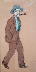 Muž s fajfkou a kloboukem (2).JPG