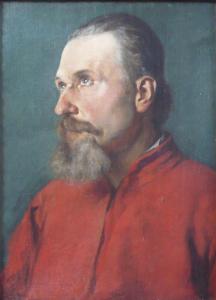 Jan Bílek, připsáno - Muž v červené kazajce (2).JPG