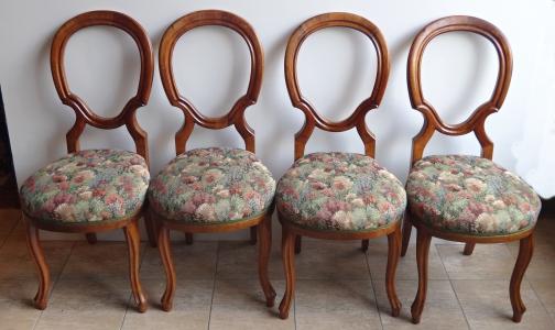 Čtyři židle s obloukovými opěradly (1).JPG