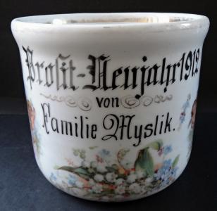 Veliký porcelánový hrnek - Nový rok 1912 (1).JPG