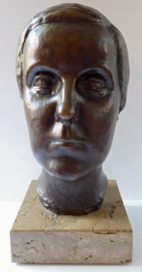Heinrich Holthaus  - Bysta dívky (1).JPG