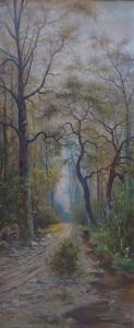 Bohumil Jaroš - Cesta lesem (2).JPG
