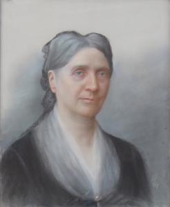 A. Baranin Odkolek - Portrét ženy (2).JPG